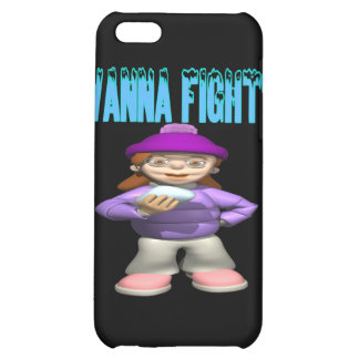 Wanna Fight iPhone 5C Case