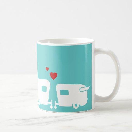 Wanna Hook Up? Customizable Camper Rally Mug