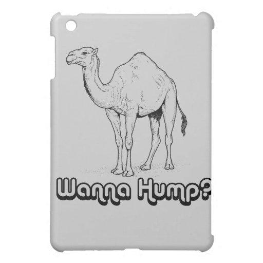Wanna Hump - Cover For The iPad Mini
