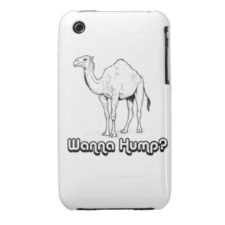 Wanna Hump - iPhone 3 Case-Mate Case