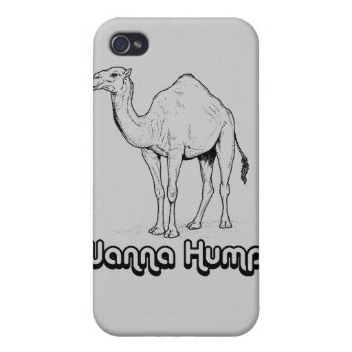 Wanna Hump - iPhone 4 Case