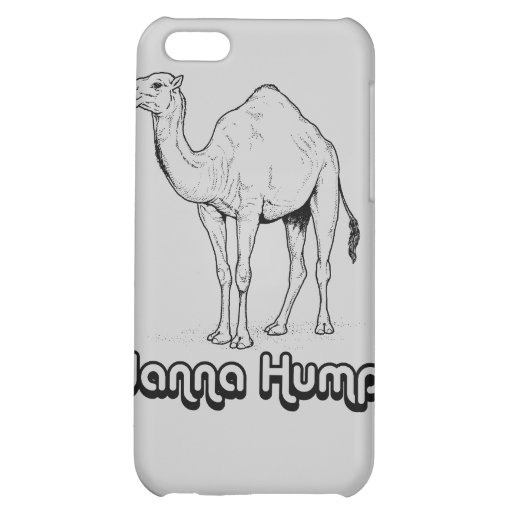 Wanna Hump - iPhone 5C Cover