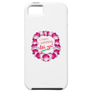 Wanna Lei Ya iPhone 5 Covers