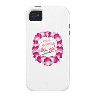 Wanna Lei Ya iPhone 4/4S Cover