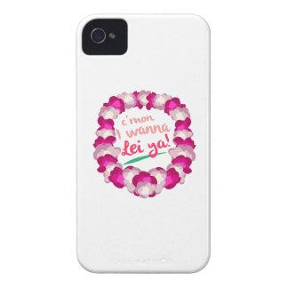 Wanna Lei Ya iPhone 4 Covers