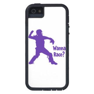 Wanna Race iPhone 5 Covers