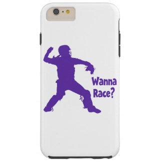 Wanna Race Tough iPhone 6 Plus Case