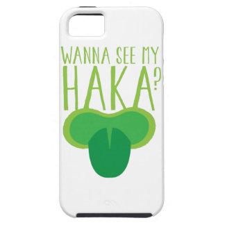 Wanna see my HAKA? (New Zealand maori war dance) iPhone 5 Covers