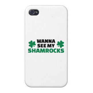 Wanna see my shamrocks iPhone 4 cases