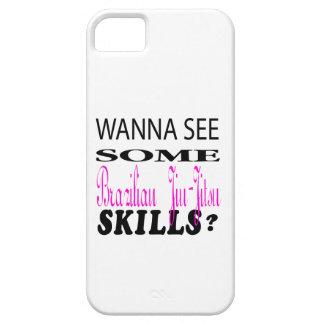 Wanna See Some Brazilian Jiu-Jitsu Skill. iPhone 5 Cover