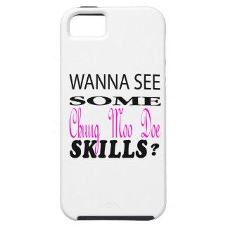 Wanna See Some Chung Moo Doe Skill iPhone 5 Case
