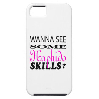 Wanna See Some Hapkido Skill. iPhone 5 Cover