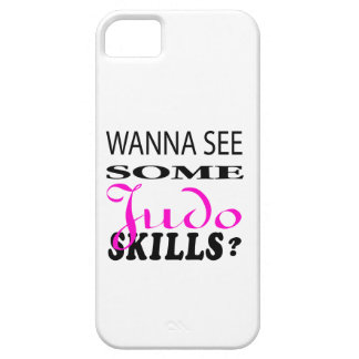 Wanna See Some Judo Skill. iPhone 5 Covers