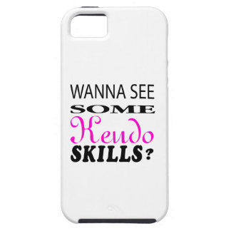Wanna See Some Kendo Skill. iPhone 5 Case