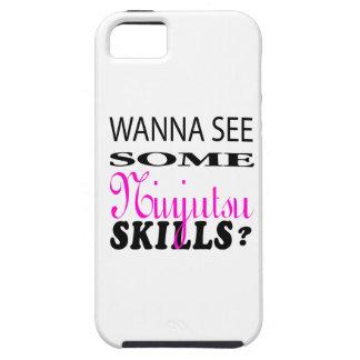 Wanna See Some Ninjutsu Skill iPhone 5 Cover