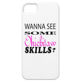 Wanna See Some Okichitaw Skill iPhone 5 Cases