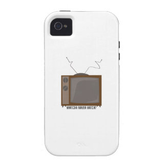 Wanna Watch Case-Mate iPhone 4 Covers