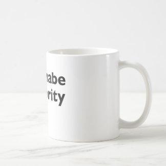 Wannabe Celebrity Coffee Mug