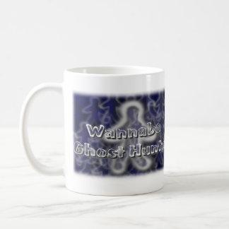Wannabe Ghost Hunter Basic White Mug