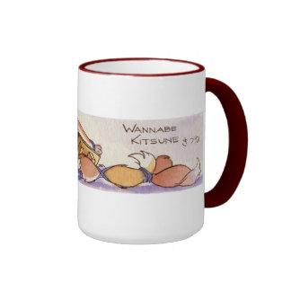Wannabe Kitsune Mug