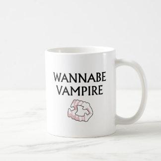 Wannabe Vampire Mug