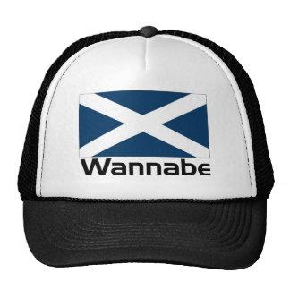 Wannnabe - Scottish Trucker Hat