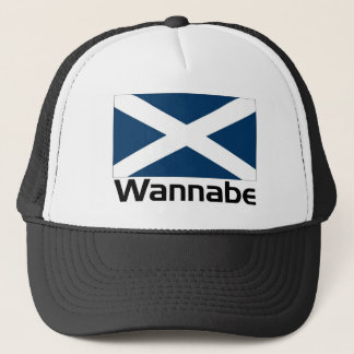 Wannnabe - Scottish Trucker Hat