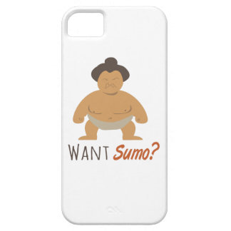 Want Sumo iPhone 5 Cases
