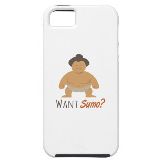 Want Sumo Case For iPhone 5/5S