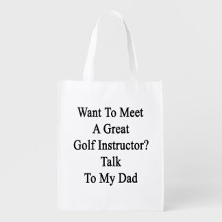 Want To Meet A Great Golf Instructor Talk To My Da