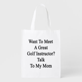 Want To Meet A Great Golf Instructor Talk To My Mo