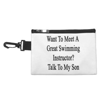 Want To Meet A Great Swimming Instructor Talk To M Accessories Bag