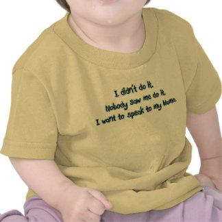 Want to Speak to Mamo Shirt