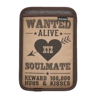 WANTED ALIVE: SOULMATE device sleeves