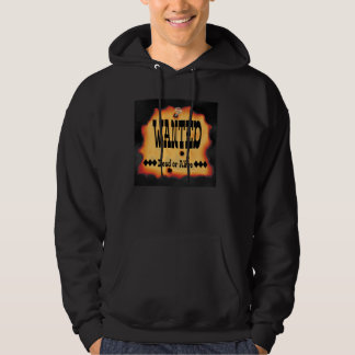 wanted-dead-or-alive hoodie
