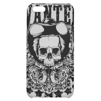Wanted iphone  Case iPhone 5C Case