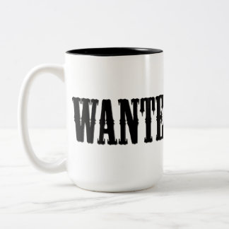 WANTED Meaningful overnight relationship Two-Tone Mug