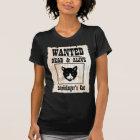 Wanted Schrodinger's Cat T-Shirt