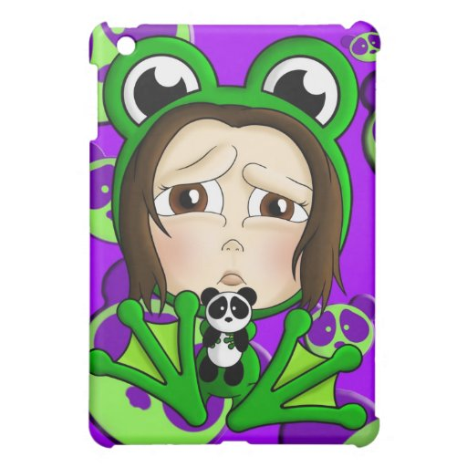 Wanted to be a panda case for the iPad mini