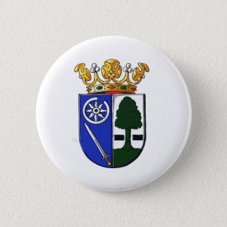 Wapen van Heerenveen, Netherlands 6 Cm Round Badge