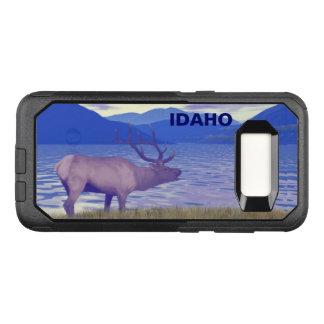 Wapiti (Elk) By The Lake OtterBox Commuter Samsung Galaxy S8 Case
