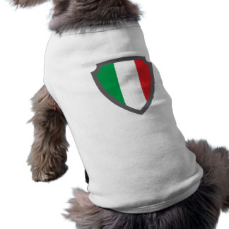 Wappen Schild hatchment Italien Italy Italia Sleeveless Dog Shirt