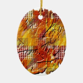War and peace ornaments
