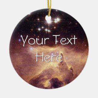 War and Peace Nebula Ornaments