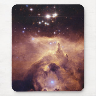 War and Peace Nebula Mouse Pad