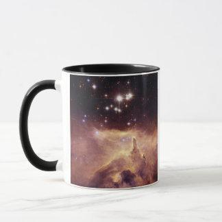 War and Peace Nebula Mug