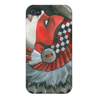 """War Bonnet"" iPhone 4 Case"