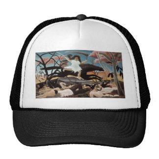 War Mesh Hat