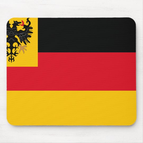 War ensign the German Empire Navy 1848 1852, Germa Mouse Mat
