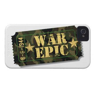 War Epic Movie Ticket Blackberry Case